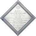 Agnes de Selincourt memorial.jpg