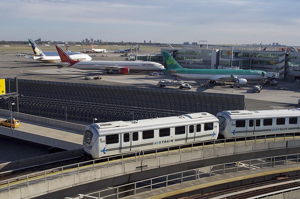 AirTrain JFK vc