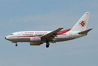 7T-VJQ - B736 - Discovery Airways