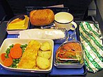 Air New Zealand inflight meal 2004-07-19.jpg
