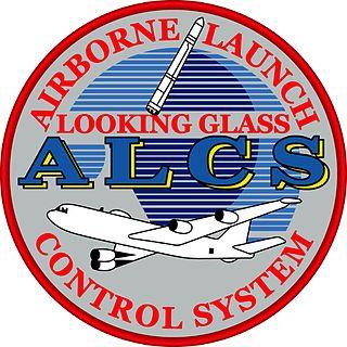 Airborne Launch Control System US Strategic Command platform for survivable launch control system for ballistic missile force