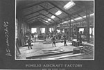 Airplanes - Types - Pomilio Aircraft Factory. Room for sawing planks - NARA - 17342460.jpg