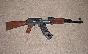 Tokyo Marui - An AK-47