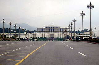 Aiwan-e-Sadr Official residence of the President of Pakistan