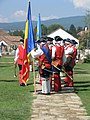 Alba Carolina Fortress 2011 - Guards-2.jpg