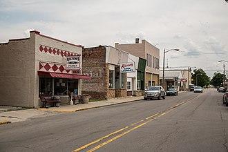Albany, Indiana - Image: Albany, Indiana