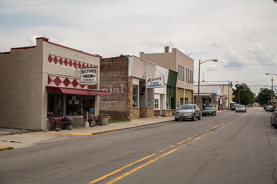 Albany, Indiana
