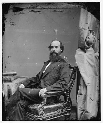 Albert G. Burr - Image: Albert G. Burr