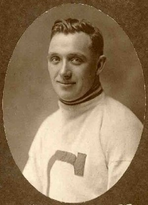 Bert McCaffrey - McCaffrey with the Toronto Granites.