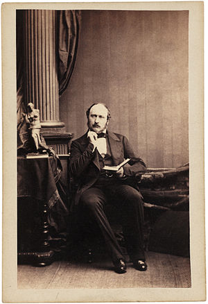 Camille Silvy - Image: Albert Prince Consort, c.1859. (7936243058) crop