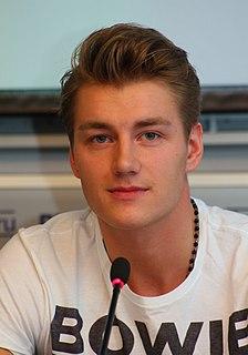 Alexey Vorobyov Russian singer and actor