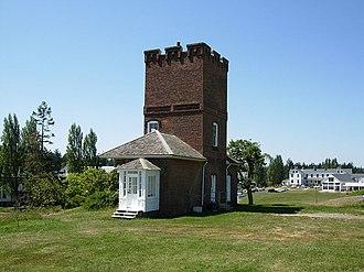 Fort Worden - Alexander's Castle at Fort Worden