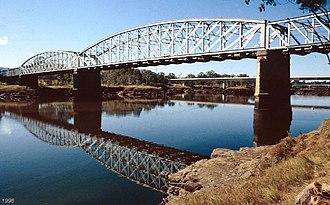 Alexandra Railway Bridge - Alexandra Railway Bridge, 1996