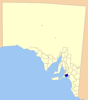 Alexandrina Council Local government area in South Australia