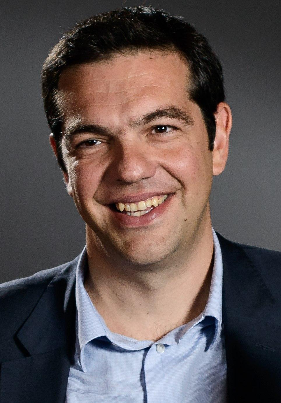 Alexis Tsipras 2013