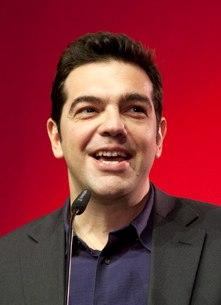 Alexis Tsipras die 16 Ianuarii 2012