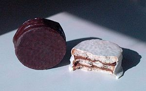 Alfajor - Uruguayan and Argentine alfajores