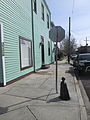 Algiers NOLA Mch2014 Bollard Sidewalk.jpg