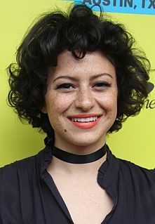 Alia Shawkat American actress