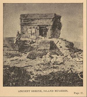 Isla Mujeres - Former Maya ruins on Isla Mujeres