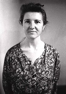 Photo of Alison Statton from 1989