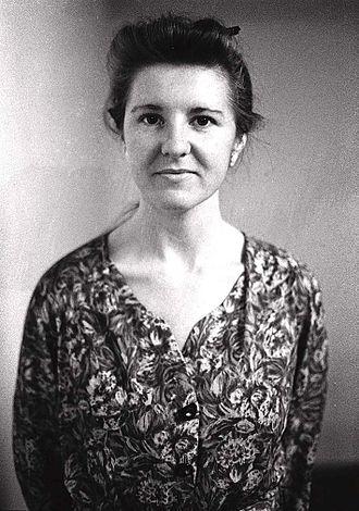 Alison Statton - Image: Alison portret april 26, 1989
