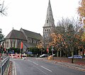 All Saints, Oakleigh Road North, London N20 - geograph.org.uk - 1148582.jpg