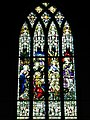All Saints Anglican Church window11, Dunedin, NZ.JPG