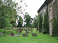 All Saints Church - churchyard - geograph.org.uk - 1395233.jpg