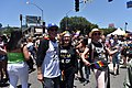 Allies wear shirts offering Mom or Dad hugs for LGBT people at pride.jpg