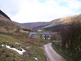 Hannah Mitchell - Her birthplace was at Alport Castles Farm