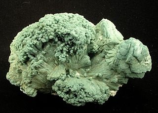Aluminoceladonite mica, phyllosilicate mineral