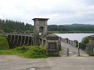 George Deacon (civil engineer) - Alwen Dam