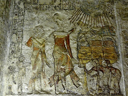Amarna Nordgräber Merire I. 10