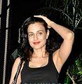 Ameesha Patel snapped at Nido.jpg