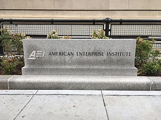 American Enterprise Institute - American Enterprise Institute marker