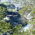 American River gorge prison wall - panoramio.jpg
