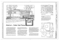 American System-Built Home, 2714 West Burnham Street, Milwaukee, Milwaukee County, WI HABS WIS,40-MILWA,52- (sheet 1 of 4).png