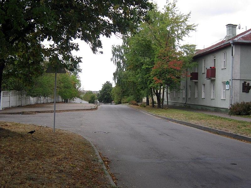 File:Amieĺjaniuka street, Minsk.jpg