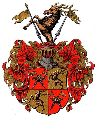 Aminoff - Aminoff Coat of Arms