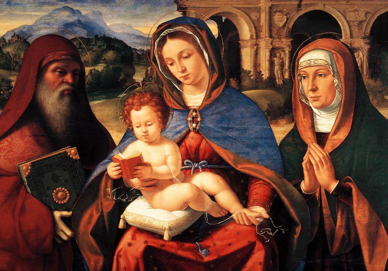 Andrea Previtali - Madonna Baglioni - WGA18402.jpg