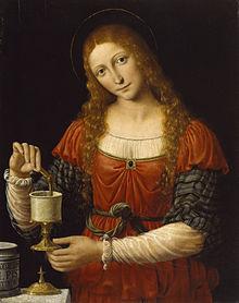 Andrea Solario - María Magdalena - Walters 37509.jpg