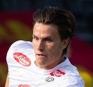 Andreas Hoven Norwegian footballer