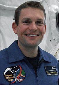 Den danske astronaut Andreas Mogensen
