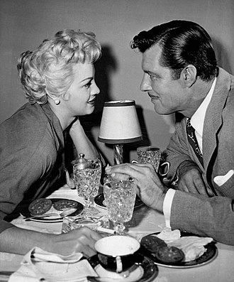 The Millionaire (TV series) - Angie Dickinson and James Craig, 1957