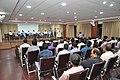 Anil Shrikrishna Manekar Speaks - Ganga Singh Rautela Retirement Function - NCSM - Kolkata 2016-02-29 1532.JPG