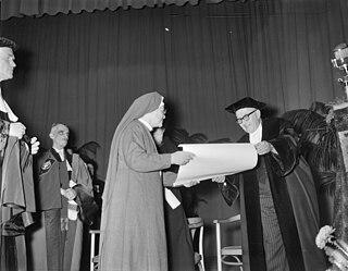 Anna Maria Dengel Austrian doctor, Religious Sister and foundress