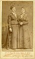 Anna Lisa Brand & Maria Åhlin c 1886.jpg