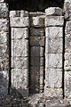 Annaghdown Abbey of St. Mary de Portu Patrum Pilasters 2010 09 12.jpg