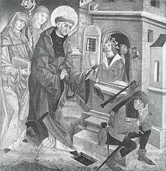 St Leonard Freeing Prisoners